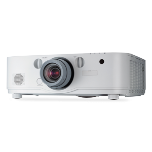 NEC 5200 lumen Widescreen Advanced Professional Installation Projector