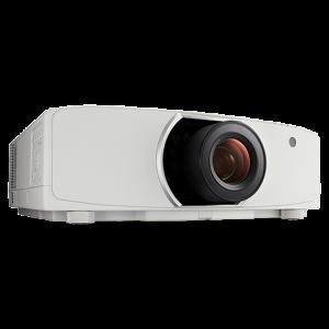 NEC 6500-lumen Professional Installation Projector w/lens