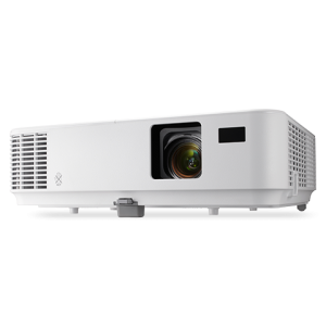 NEC 3300-Lumen WXGA Projector with Dual HDMI Inputs and Network Management and Control