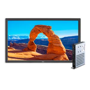 """V Series MultiSync V323-2-DRD - 32"""" LED Display"""