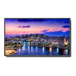 """80"""" High-Performance LED Edge-lit Commercial-Grade Display w/ Integrated Speakers"""