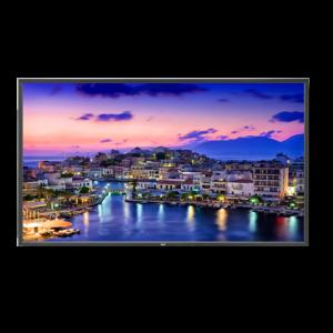 "80"" High-Performance LED Edge-lit Commercial-Grade Display w/ AV Inputs & Integrated Digital Tuner"