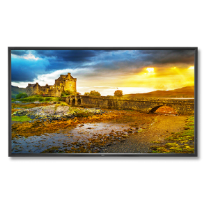 "X Series MultiSync X651UHD-2 - 65"" LED Display"