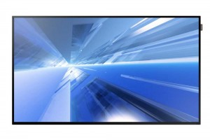 "Samsung DM40E 40"" professional display -- DM-E series"