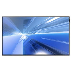 "Samsung DH48E 48"" professional display -- DH-E series"