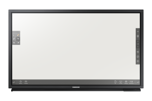 "Samsung DM82E-BR 82"" professional display -- DME-BR series"