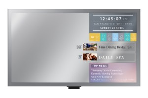 "Samsung ML55E 55"" professional display -- ML-E series"