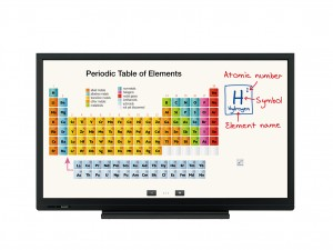 Sharp Electronics PN-C703B AQUOS BOARD® Interactive Display System