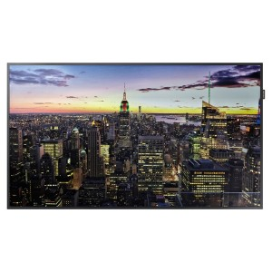 "Samsung QM75F 75"" professional display -- QM-F series"
