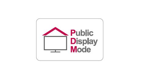Public Display Mode