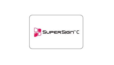 SuperSignTM C