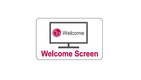 Welcome Screen (Splash Image)