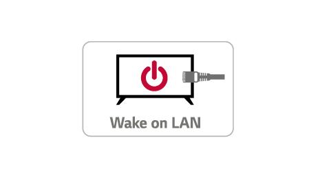 WOL (Wake on LAN)