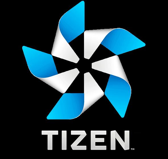 A Tizen™ logo image.